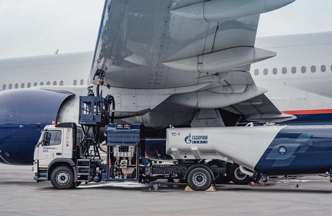 Аэрофлот и Газпромнефть-Аэро