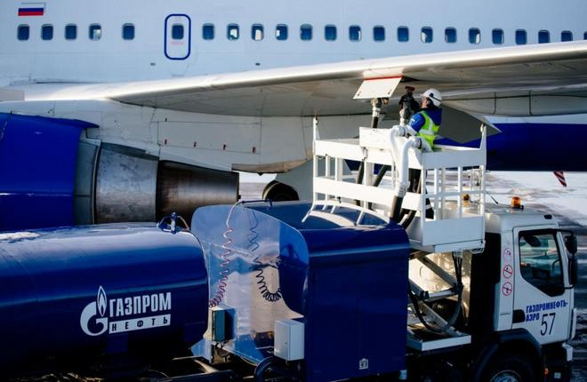 """NordWind увеличит объем заправки через зарубежную сеть """"Газпромнефть-Аэро"""""""