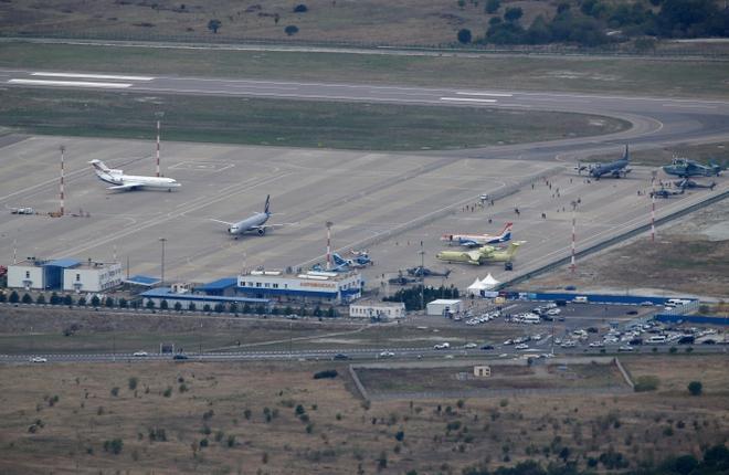 Новый терминал в аэропорту Геленджика откроют к концу 2018 года