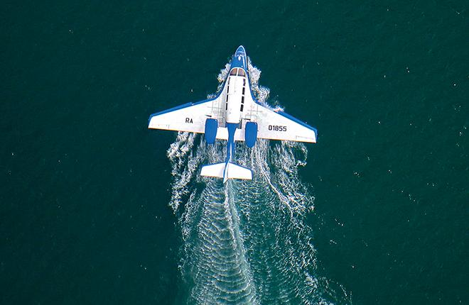 Первый полет Бе-103 состоялся более 20 лет назад, но эти ВС так и не пошли в широкую серию :: Федор Борисов // Transport-Photo.com