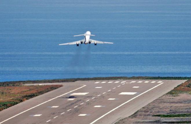 Более 100 рейсов бизнес-авиации выполнены во время Гидроавиасалона-2014