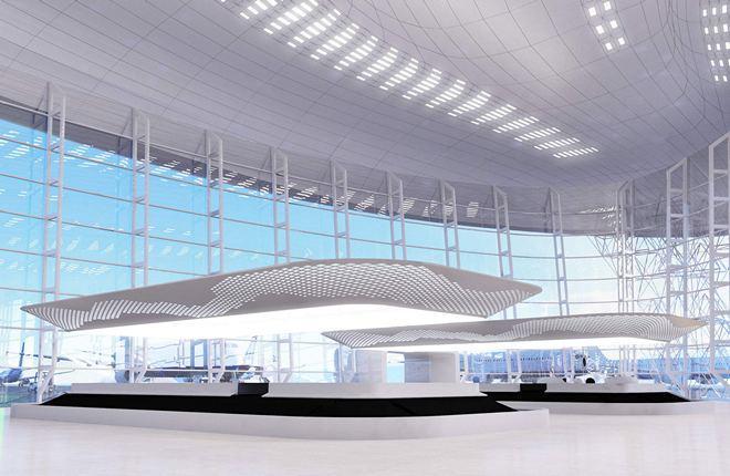 система обработки багажа аэропорта Геленджик