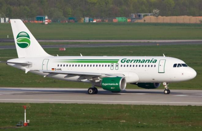 Авиакомпания Germania свяжет Москву и Лейпциг