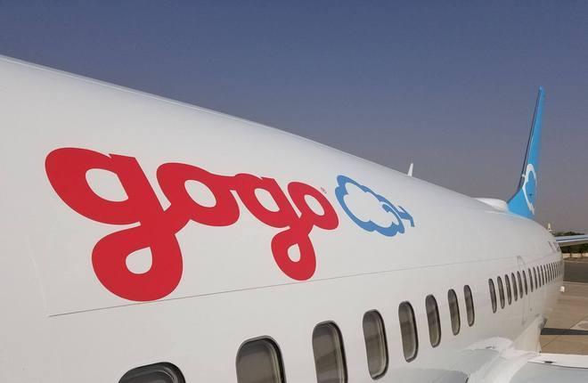 Gogo 5G на борту ВС