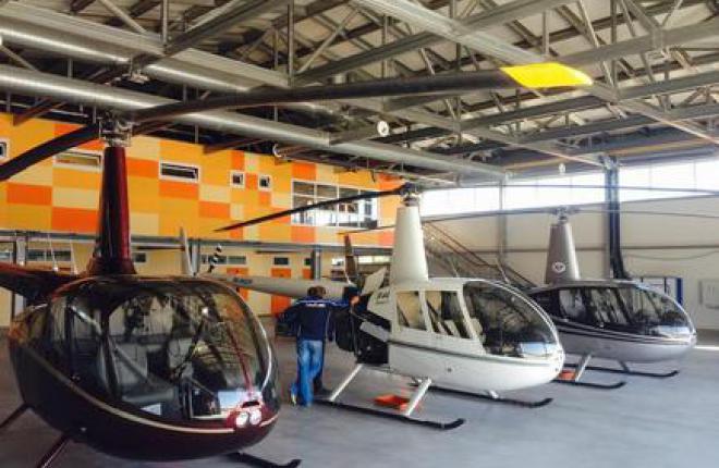 Подмосковному вертодрому Горка разрешили обслуживать Robinson