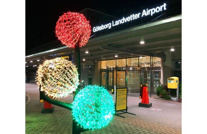 Аэропорт Гётеборг