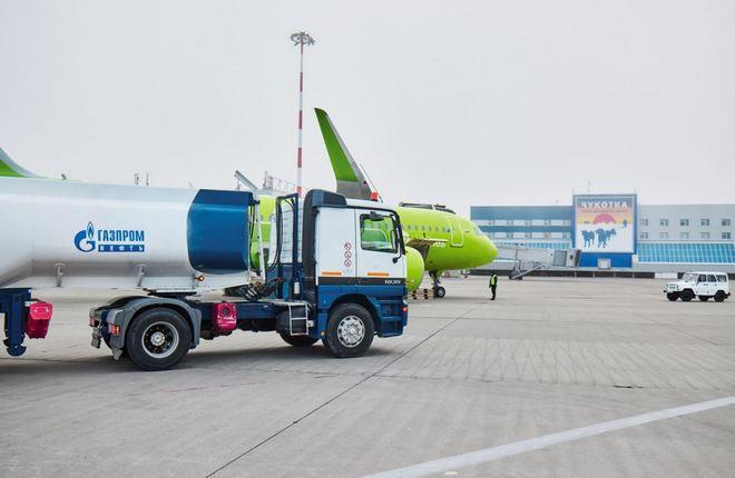 """аэропорты Чукотки — """"Газпромнефть-Аэро"""""""