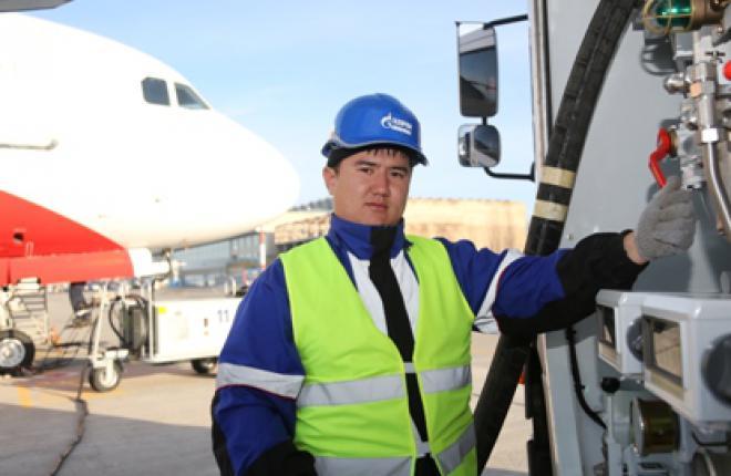 """Компания """"Газпромнефть-Аэро"""" будет заправлять все рейсы американской авиакомпани"""