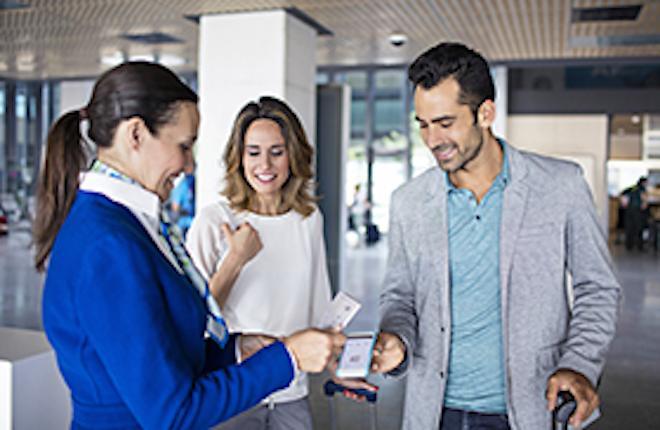 Авиапутешественники хотят получать больше информации о рейсе на мобильные устройства