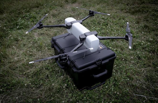 Квадрокоптер gravis:one