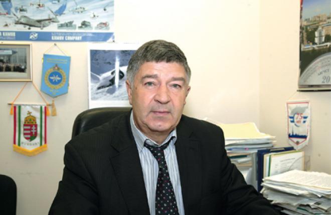 Григорий КОЗЛОВ Начальник департамента экспорта вертолетной техники и услуг ОАО