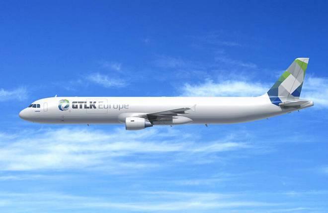GTLK Europe, Airbus A321P2F