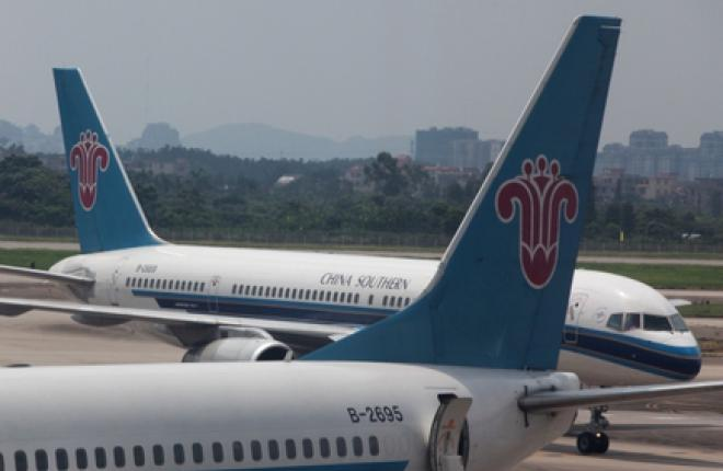 Китайские авиакомпании стали жертвой ослабления юаня