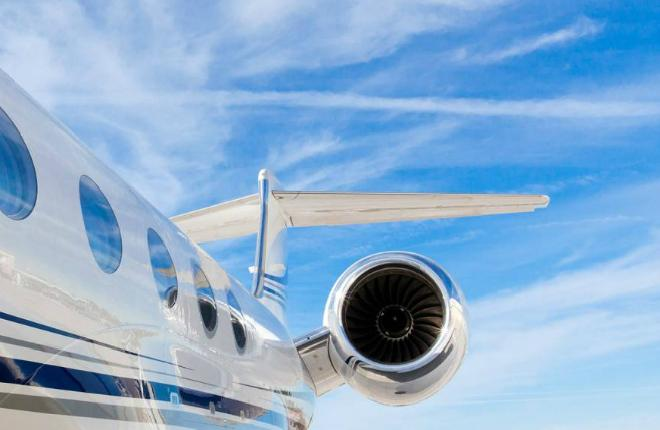 самолет Gulfstream