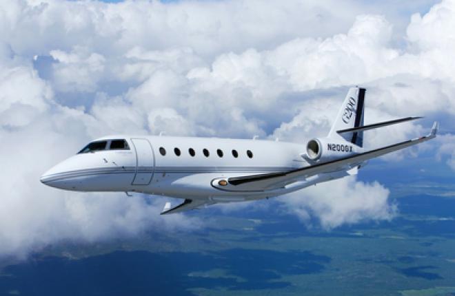 Gulfstream прекращает производство G200