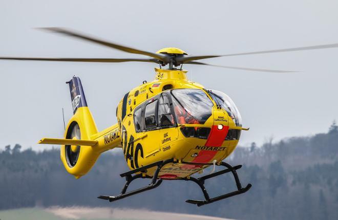 Вертолет Airbus Helicopters H135