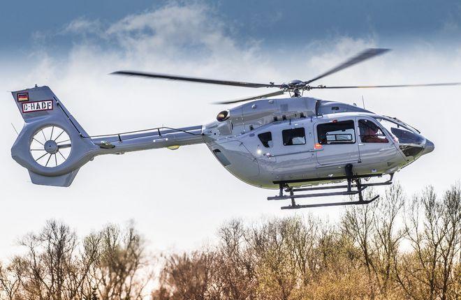 У вертолета H145 увеличили взлетный вес