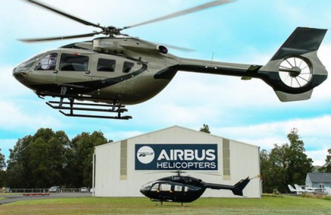 Вертолеты Н145 налетали более 10 тысяч часов