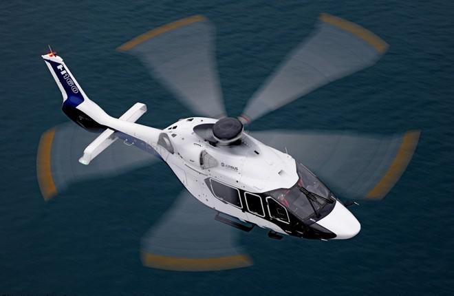 Вертолет H160 испытали при низких температурах