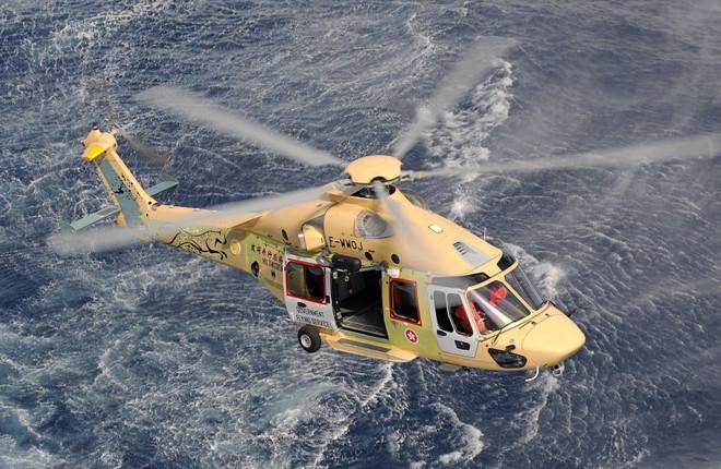 Летные испытания вертолета H175 в версии для авиационных работ