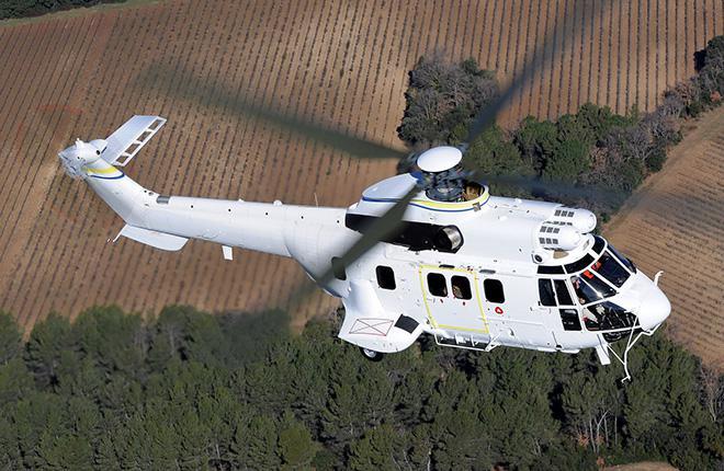 Airbus Helicopters предложит российским клиентам замену Ми-17