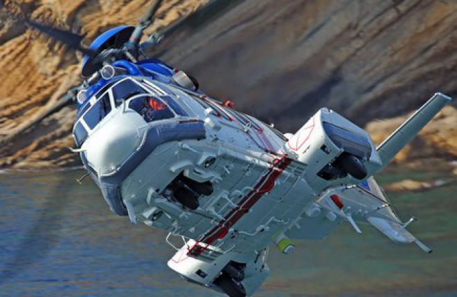 Вертолет H225 Super Puma получил сертификат АР МАК
