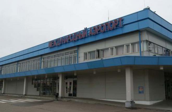 Аэропорт Хабаровска в 2011 году обслужил 1,6 млн пассажиров