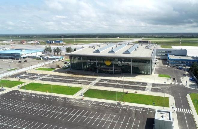 Новый терминал ВВЛ аэропорта Хабаровска