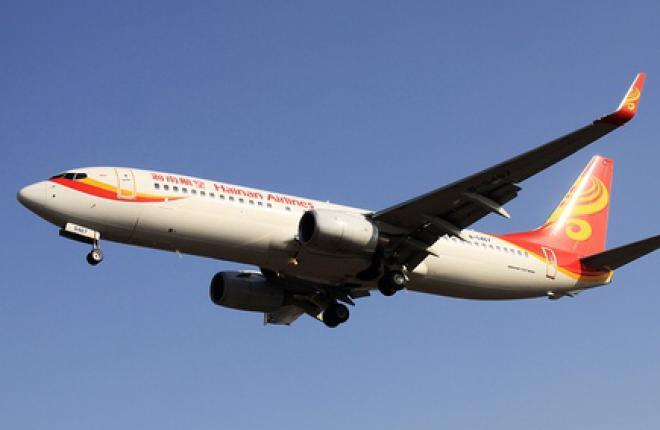 Рейсы из Новосибирска в Санью могут стать регулярными