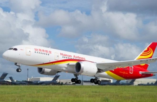 Boeing: в ближайшие 20 лет спрос на пассажирские самолеты в Китае утроится