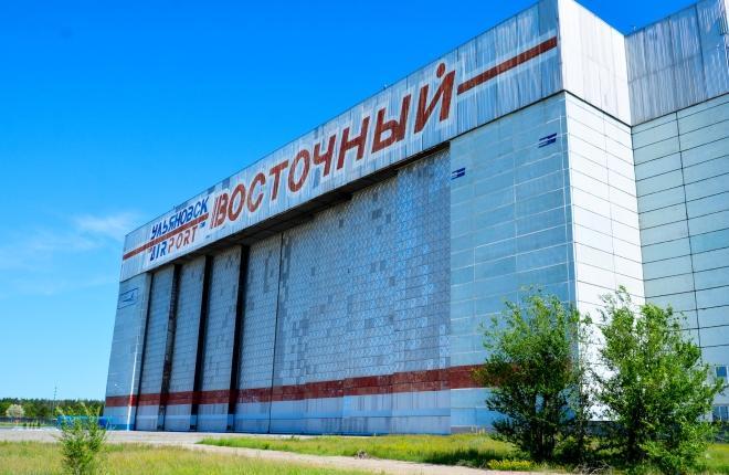 Ангар в Ульяновске