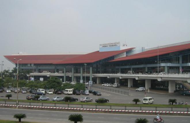 В аэропорту Ханоя завершили строительство второго терминала