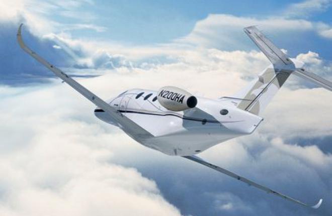 Программа Hawker 200 приостановлена