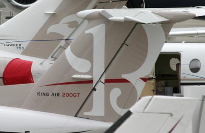 "Агентство S&P грозится снизить рейтинг Hawker Beechcraft до ""дефолтного"""
