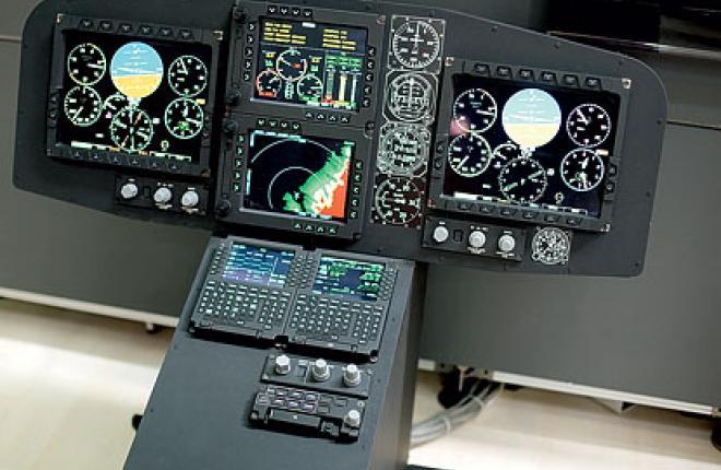«Транзас» демонстрирует на HeliRussia 2011 новый комплекс бортового оборудования