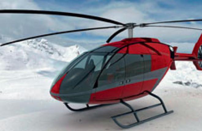 Marenco Swisshelicopter SKYe SH09