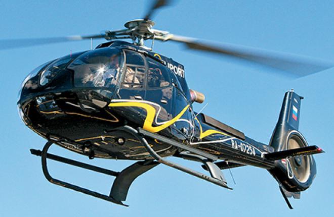 Растут продажи нового EC130 T2