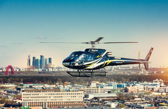 Вертолетные перевозки такси