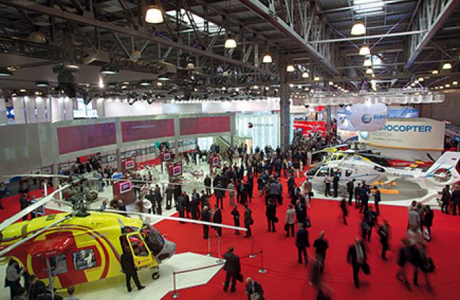 The HeliRussia 2015 business program will comprise over 45 events