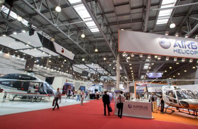 Российский парк вертолетов вырос за счет иностранных машин