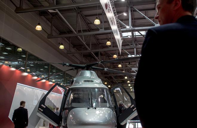 В России замедлилось расширение вертолетного парка
