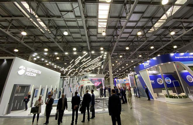 Власти увеличат бюджетную поддержку поставок вертолетов на ближайшие три года