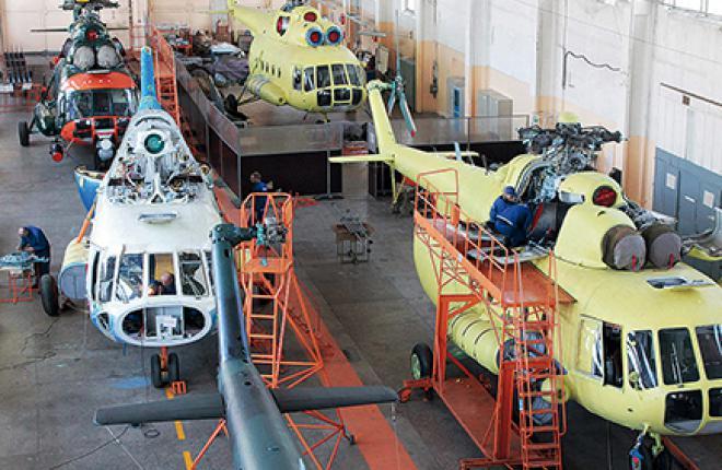 Helisota стремится полностью покрыть все возможные требования операторов вертолетов Ми-8/17