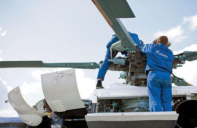 Helisota приступила к техобслуживанию вертолетов Airbus Helicopters