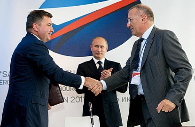 """""""Вертолеты России"""" и Agusta Westland создают совместное предприятие HeliVert"""