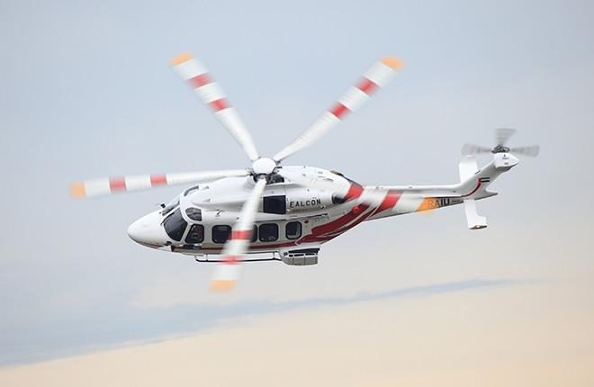 HeliVert Cleared to Provide AW189 Maintenance