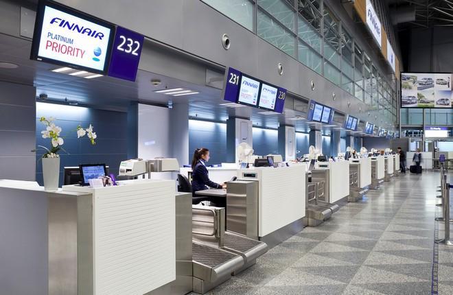 Finnair протестирует систему распознавания лиц при регистрации на рейс