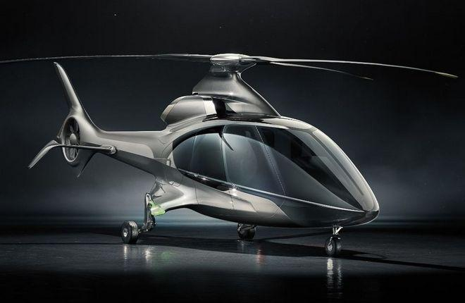 Вертолет Hill Helicopters HX50