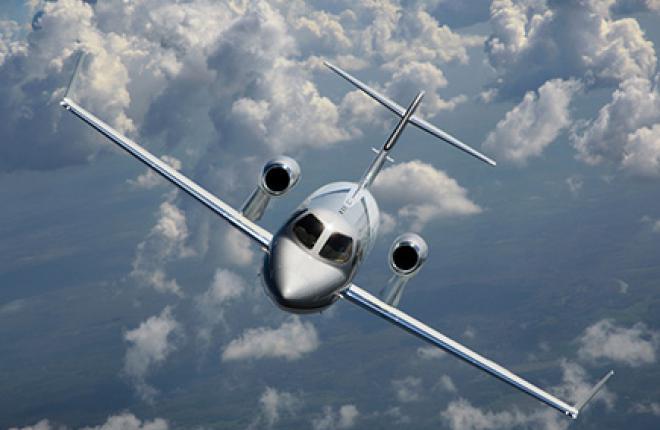 Деловой самолет HondaJet получил сертификат FAA
