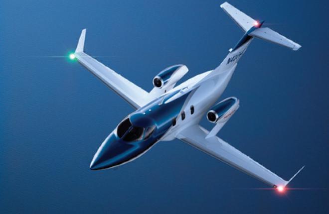 Honda Aircraft запускает производство легкого бизнес-джета HondaJet